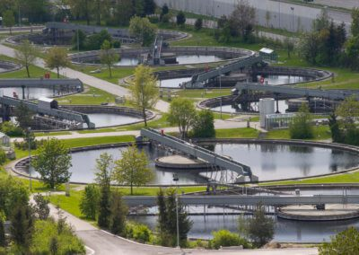 MAPS Solutions in Water and Wastewater