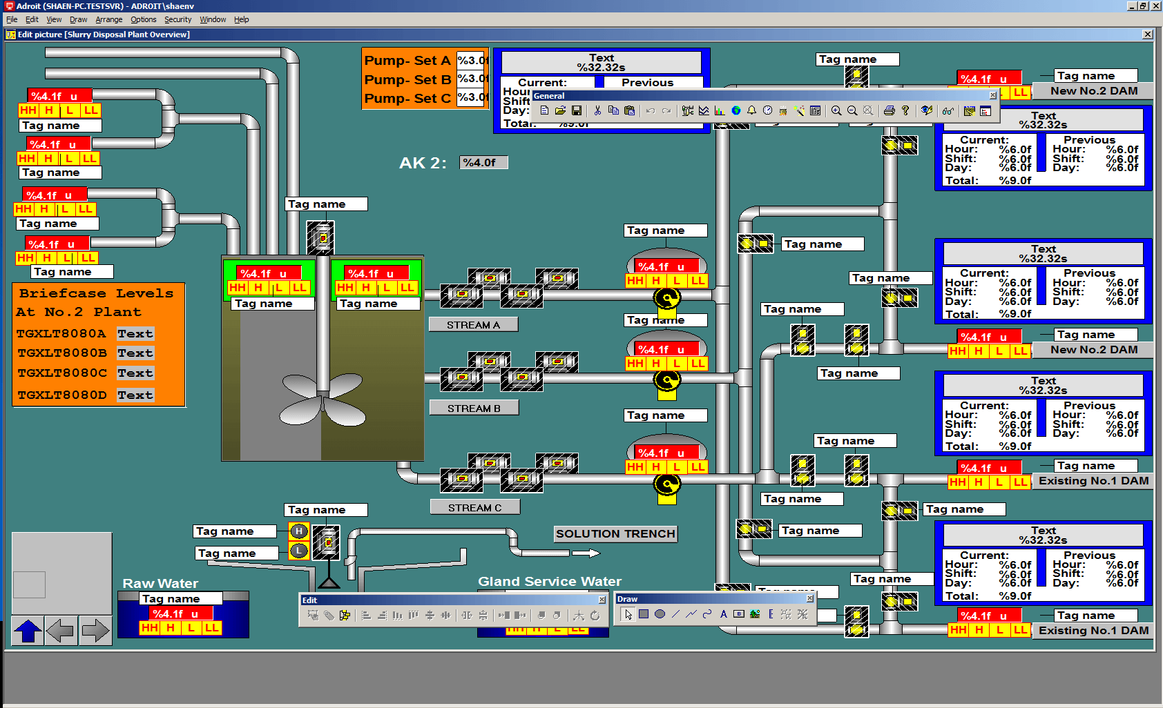 MAPS Solutions in Mining and Mineral Processing - Maps SCADA