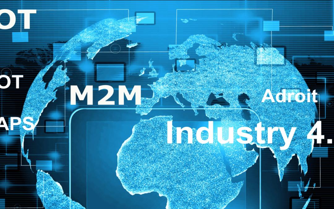 MAPS M2M and IIOT Platform
